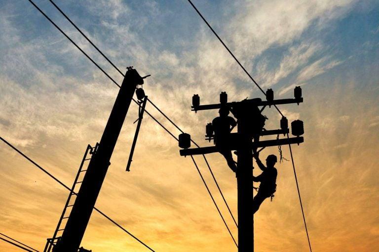 Electrical Poll Repair