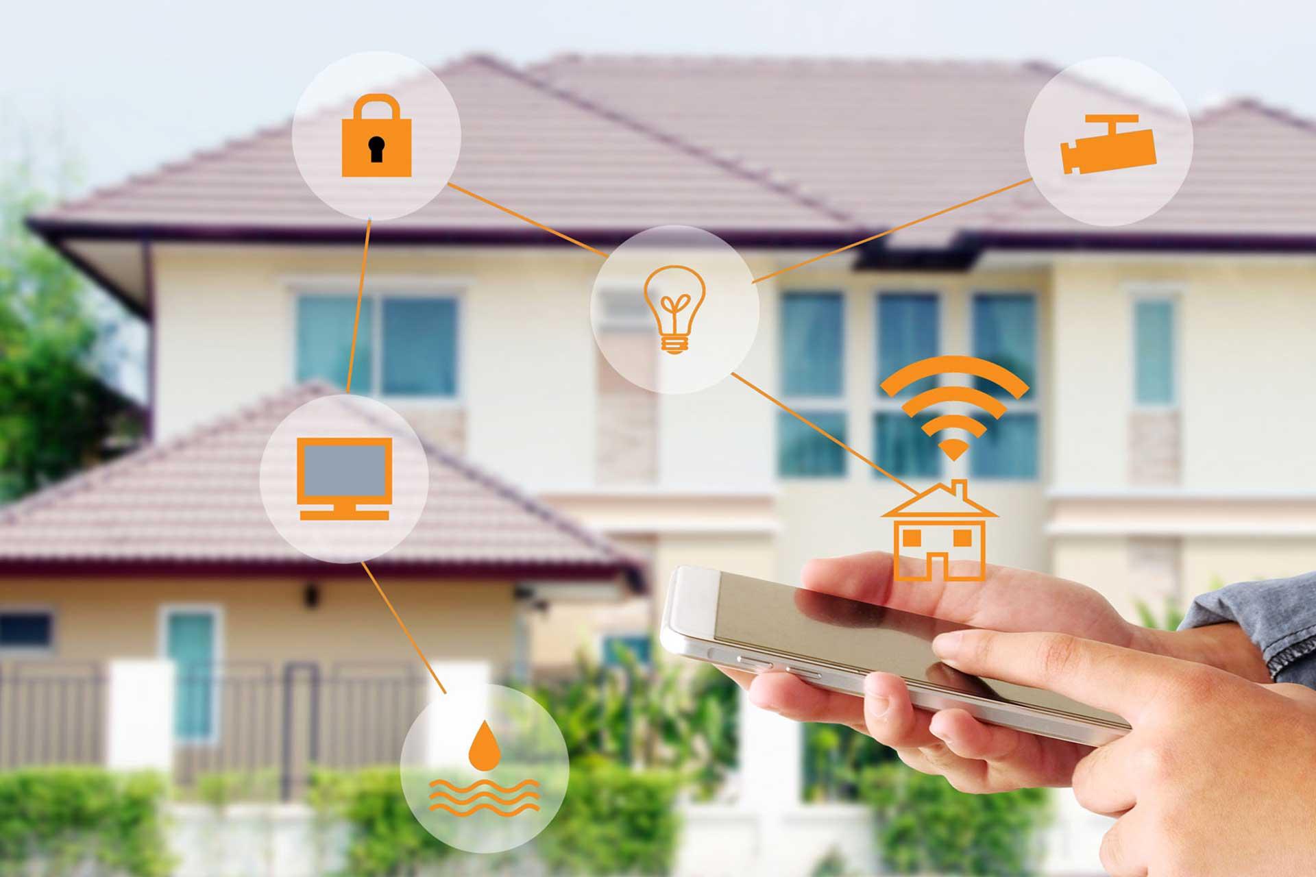 Smart Phone Wiring
