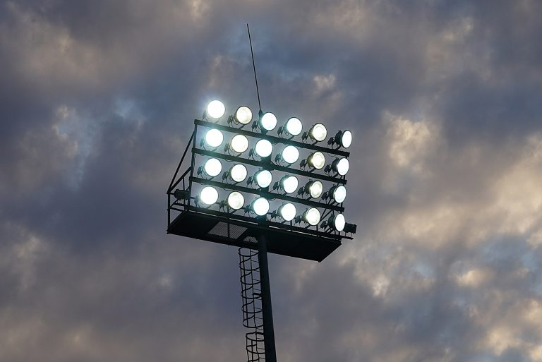 Stadium and Ball Field Lighting